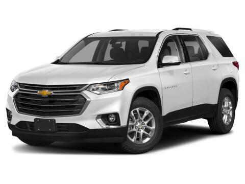 2019 Chevrolet Traverse for sale at Bald Hill Kia in Warwick RI
