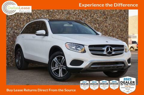 2018 Mercedes-Benz GLC for sale at Dallas Auto Finance in Dallas TX