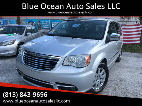 2011 Chrysler Town and Country for sale at Blue Ocean Auto Sales LLC in Tampa FL