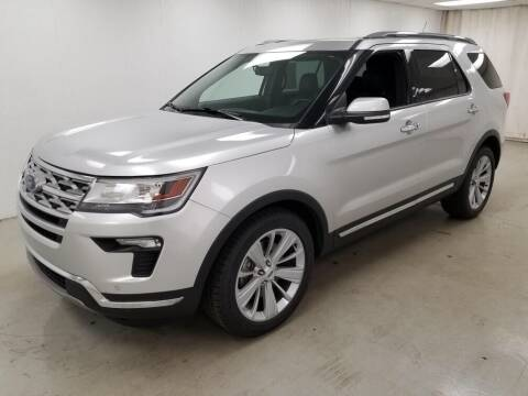 2019 Ford Explorer for sale at Kerns Ford Lincoln in Celina OH