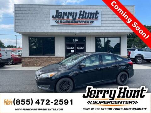2015 Ford Focus for sale at Jerry Hunt Supercenter in Lexington NC
