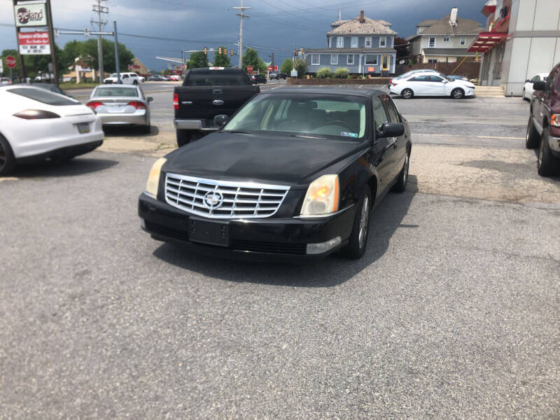 2007 Cadillac DTS for sale at 25TH STREET AUTO SALES in Easton PA