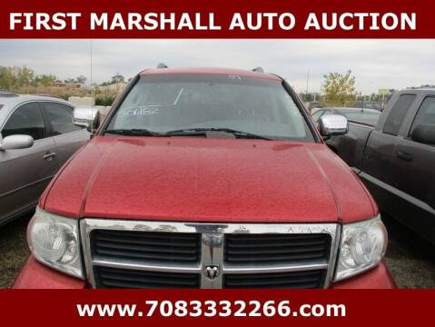 2007 Dodge Durango for sale at First Marshall Auto Auction in Harvey IL