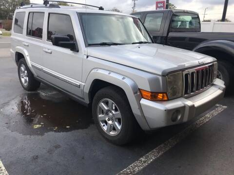 2006 Jeep Commander for sale at Tennessee Auto Brokers LLC in Murfreesboro TN