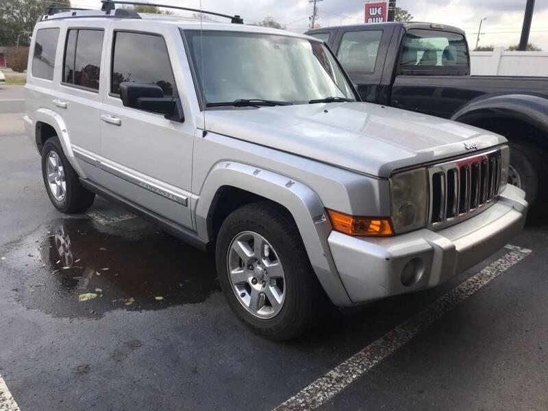 2006 Jeep Commander for sale at Tennessee Auto Brokers LLC in Murfreesboro TN
