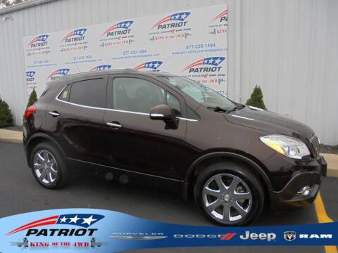2016 Buick Encore for sale at PATRIOT CHRYSLER DODGE JEEP RAM in Oakland MD