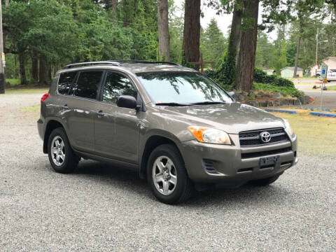 2010 Toyota RAV4 for sale at Apex Motors Parkland in Tacoma WA