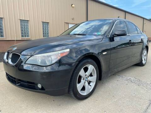 2006 BMW 5 Series for sale at Prime Auto Sales in Uniontown OH