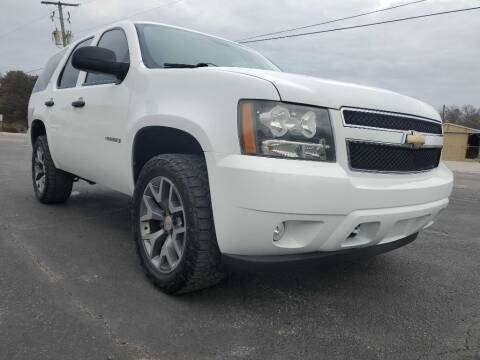 2008 Chevrolet Tahoe for sale at Thornhill Motor Company in Lake Worth TX