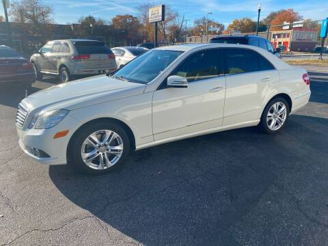 2010 Mercedes-Benz E-Class for sale at BWK of Columbia in Columbia SC
