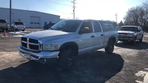 2003 Dodge Ram Pickup 1500 for sale at WEINLE MOTORSPORTS in Cleves OH