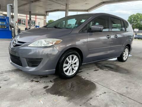 2008 Mazda MAZDA5 for sale at JE Auto Sales LLC in Indianapolis IN