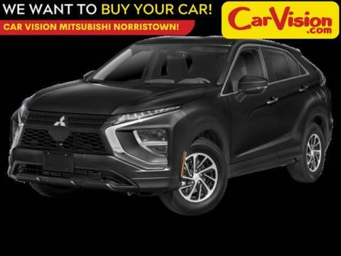 2022 Mitsubishi Eclipse Cross for sale at Car Vision Mitsubishi Norristown in Norristown PA