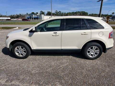 2008 Ford Edge for sale at SELECT AUTO SALES in Mobile AL