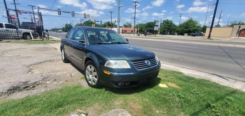 2005 Volkswagen Passat for sale at C.J. AUTO SALES llc. in San Antonio TX