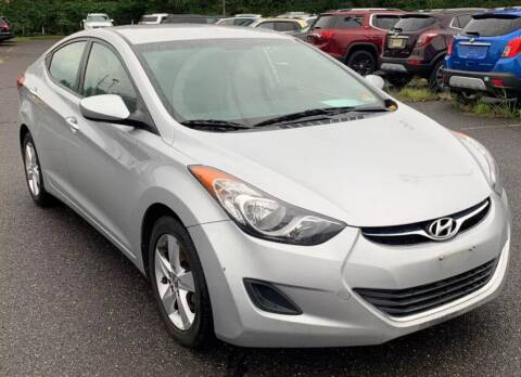 2013 Hyundai Elantra for sale at Reliable Auto Sales in Roselle NJ