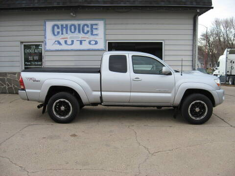 2006 Toyota Tacoma for sale at Choice Auto in Carroll IA