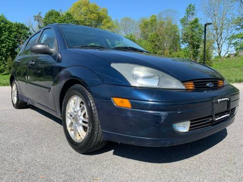 2003 Ford Focus for sale at Auto Warehouse in Poughkeepsie NY