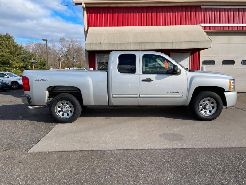 2011 Chevrolet Silverado 1500 for sale at JWP Auto Sales,LLC in Maple Shade NJ