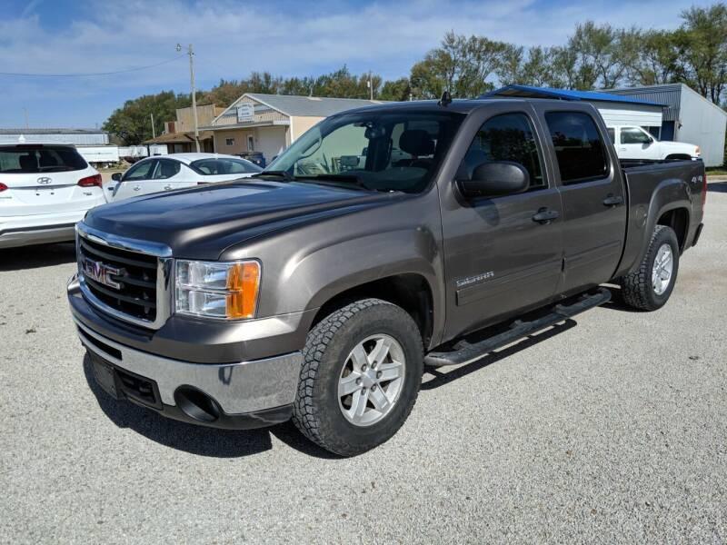 2013 GMC Sierra 1500 for sale at Halstead Motors LLC in Halstead KS