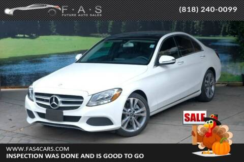 2017 Mercedes-Benz C-Class for sale at Best Car Buy in Glendale CA