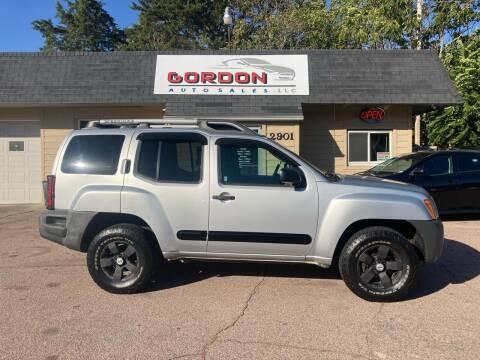2011 Nissan Xterra for sale at Gordon Auto Sales LLC in Sioux City IA