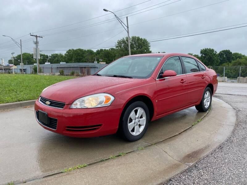 2008 Chevrolet Impala for sale at Xtreme Auto Mart LLC in Kansas City MO