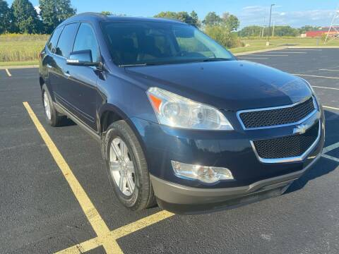 2012 Chevrolet Traverse for sale at Quality Motors Inc in Indianapolis IN
