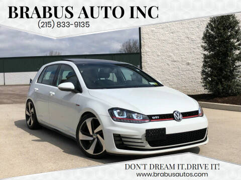 2015 Volkswagen Golf GTI for sale at Car Time in Philadelphia PA