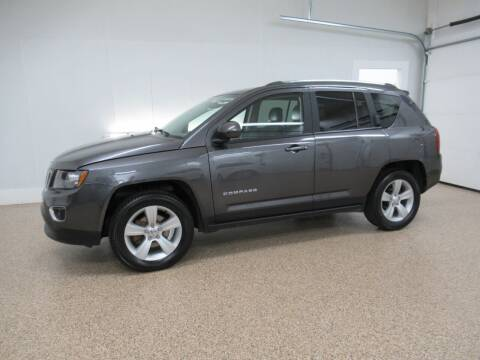 2016 Jeep Compass for sale at HTS Auto Sales in Hudsonville MI