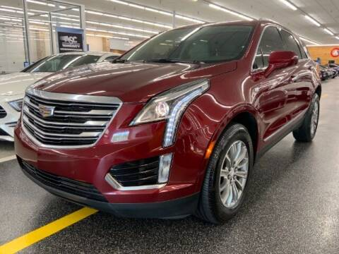 2017 Cadillac XT5 for sale at Dixie Imports in Fairfield OH