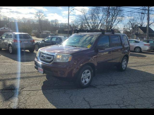2011 Honda Pilot for sale at Colonial Motors in Mine Hill NJ