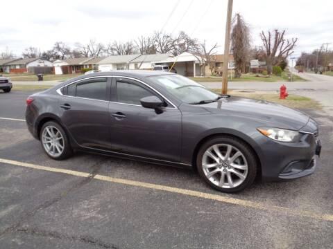 2014 Mazda MAZDA6 for sale at AUTO PRO in Oklahoma City OK