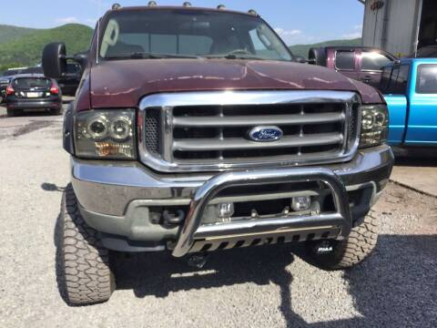 2004 Ford F-250 Super Duty for sale at Troys Auto Sales in Dornsife PA