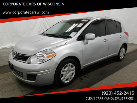 2011 Nissan Versa for sale at CORPORATE CARS OF WISCONSIN - DAVES AUTO SALES OF SHEBOYGAN in Sheboygan WI