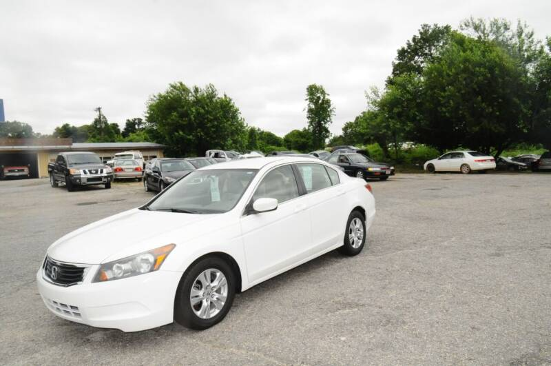 2009 Honda Accord for sale at RICHARDSON MOTORS USED CARS - Buy Here Pay Here in Anderson SC