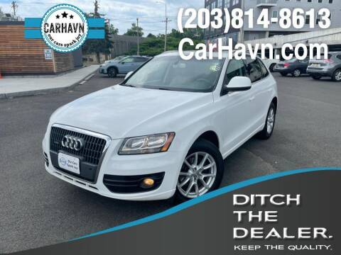 2012 Audi Q5 for sale at CarHavn in New Haven CT