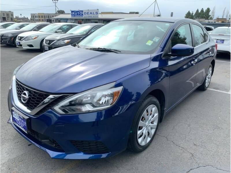 2018 Nissan Sentra for sale at AutoDeals in Daly City CA