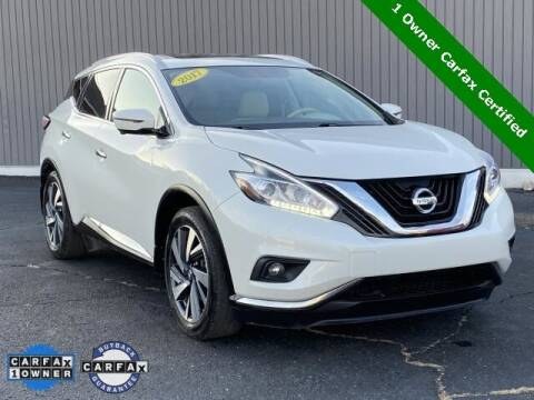 2017 Nissan Murano for sale at Bankruptcy Auto Loans Now - powered by Semaj in Brighton MI