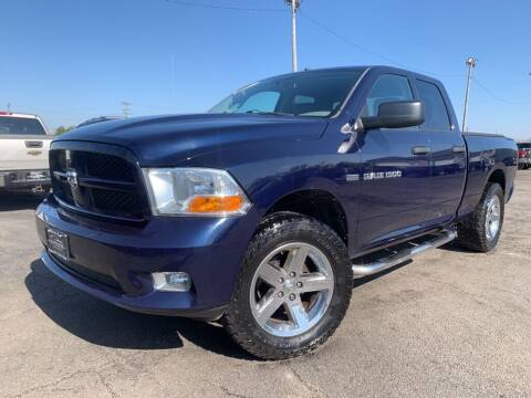 2012 RAM Ram Pickup 1500 for sale at Superior Auto Mall of Chenoa in Chenoa IL
