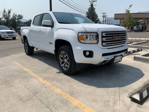 2017 GMC Canyon for sale at Northwest Auto Sales & Service Inc. in Meeker CO