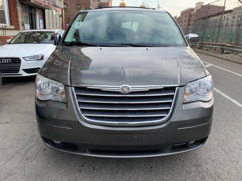 2010 Chrysler Town and Country for sale at Gallery Auto Sales in Bronx NY