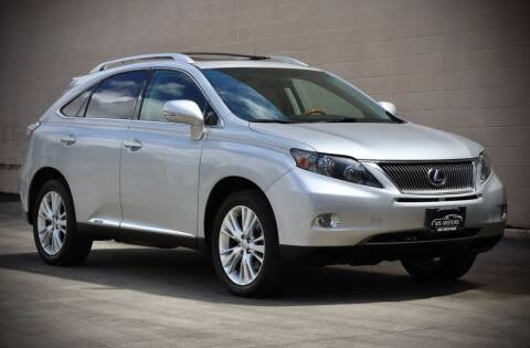2012 Lexus RX 450h for sale at MS Motors in Portland OR