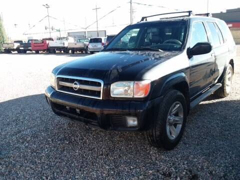 2003 Nissan Pathfinder for sale at DK Super Cars in Cheyenne WY