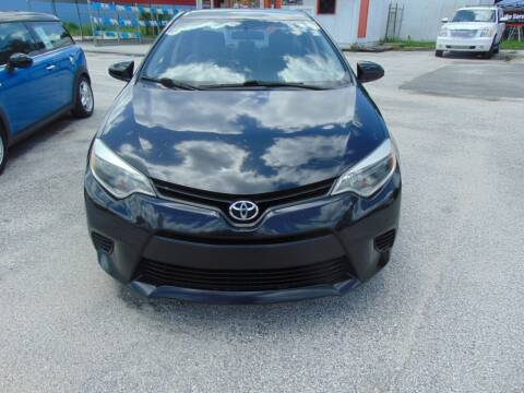 2014 Toyota Corolla for sale at Payday Motor Sales in Lakeland FL