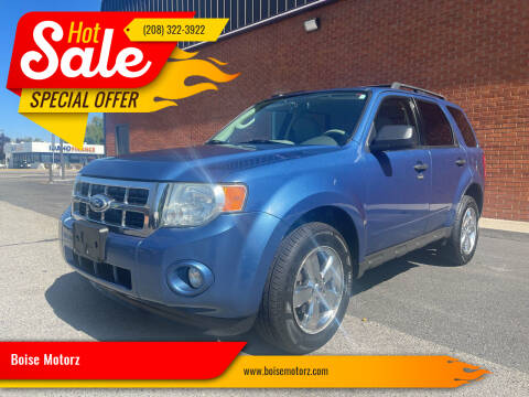 2010 Ford Escape for sale at Boise Motorz in Boise ID
