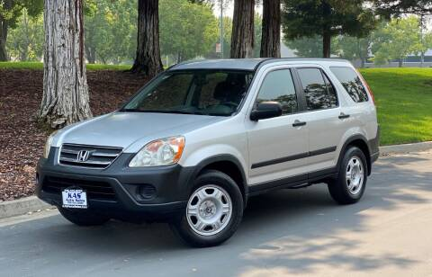 2006 Honda CR-V for sale at KAS Auto Sales in Sacramento CA