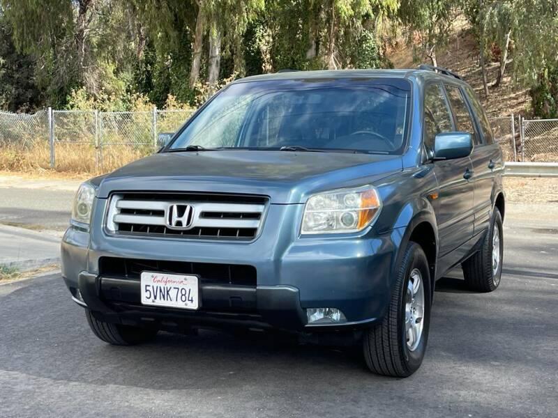 2006 Honda Pilot for sale at ZaZa Motors in San Leandro CA