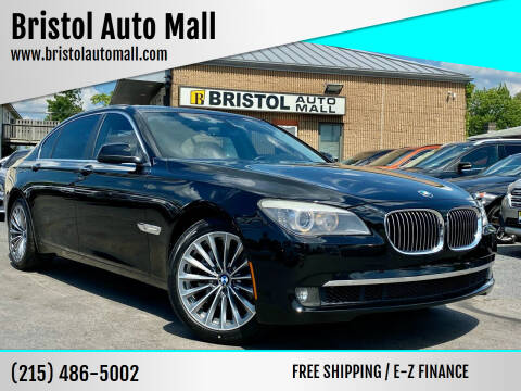 2011 BMW 7 Series for sale at Bristol Auto Mall in Levittown PA