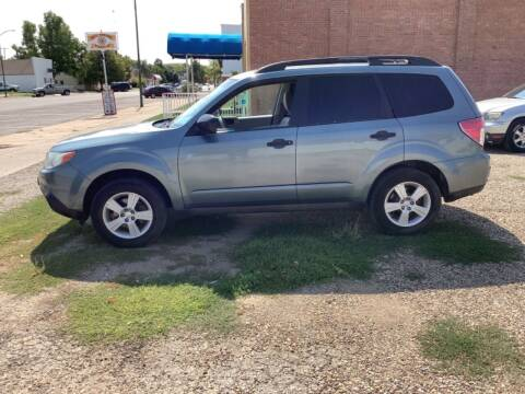 2010 Subaru Forester for sale at Paris Fisher Auto Sales Inc. in Chadron NE